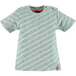 Babyface T-Shirt Print allover mint