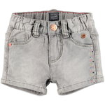 Babyface Girls Jogg Jeans Shorts grey