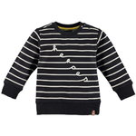 Babyface Sweatshirt Heroes night stripe
