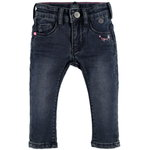Babyface weiche Jeans dark blue denim