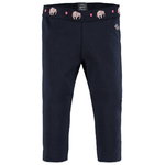 Babyface Legging dark blue