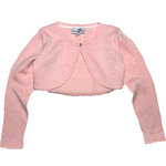 Happy Girls festlicher Glitzer Bolero peach