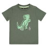 Babyface T-Shirt Dino Roller army