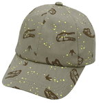 Maximo Basecap Fossil olive